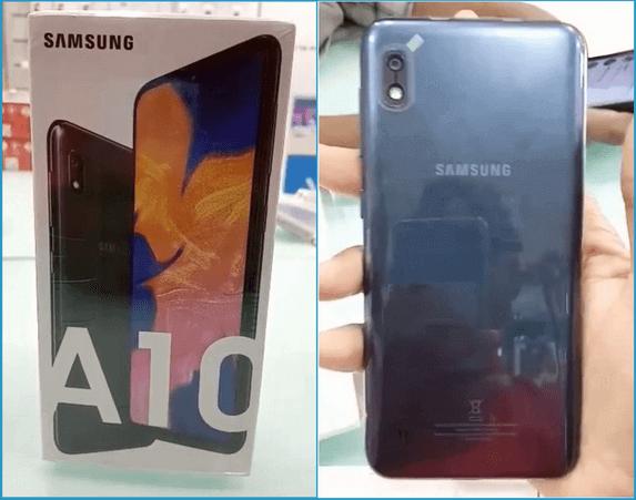 Обзор Samsung Galaxy A10