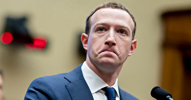 Facebook будет оштрафован на $5 млрд за нарушения конфиденциальности