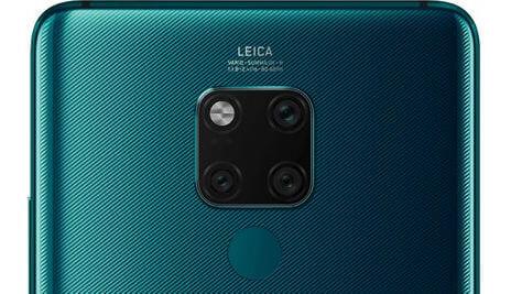 Huawei Mate 20 X (5G) оснащен мощной системой матричных камер