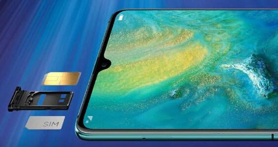 Первый в мире смартфон Dual-Sim 5G