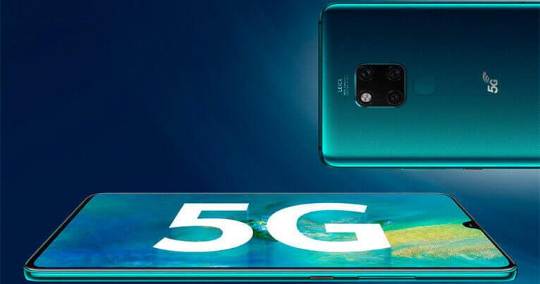 Huawei запускает «короля смартфонов 5G», начиная эру 5G в ОАЭ