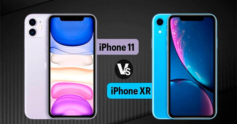 Apple iPhone 11 против iPhone XR