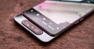 Обзор смартфона Samsung Galaxy A80