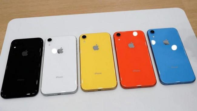 Сравнение IPhone X, XR с IPhone 11