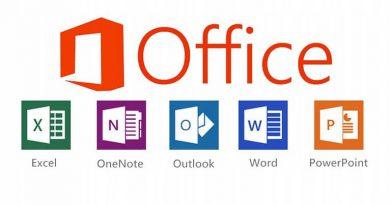 Microsoft Office и его компоненты