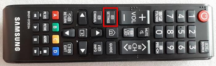 Пульт ДУ Samsung Smart TV