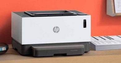 Лазерный принтер HP Neverstop