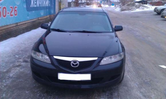Mazda 6 2004 г, 2л, 141 л.с.