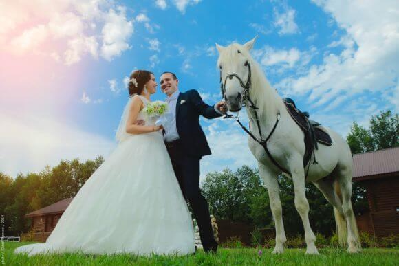 Свадьба на Заимках