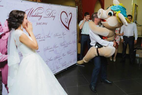 Свадьба отжиг