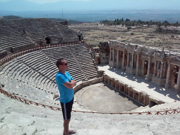 Амфитеатр Хераполис
